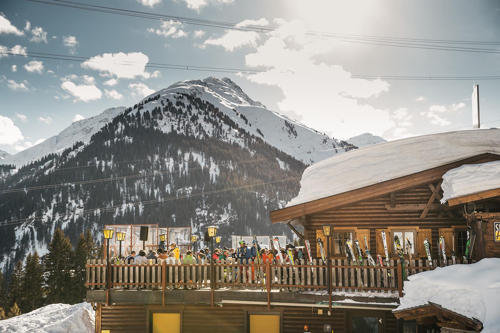 Besinnungsstunde fr Autofahrer - St. Anton am Arlberg